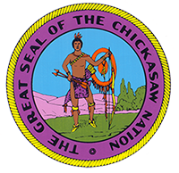 Seal of Chickasaw Nation